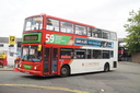 4557 BL53EEV - 28-7-17 - Pipers Row, Wolverhampton