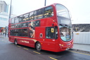 5507 BX61LHU - 16-12-17 - Smallbrook Queensway, Birmingham