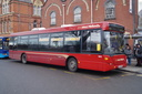 1845 BV57XHN 'Ken Poole' - 27-12-17 - Bradford Place Bus Station, Walsall