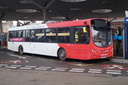 2119 BX12DFP - 27-12-17 - Walsall Bus Station