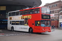 4352 BX02AVG - 27-12-17 - Walsall Bus Station