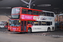 4599 BX54DDE - 27-12-17 - Walsall Bus Station