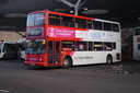 4603 BX54DDL - 27-12-17 - Walsall Bus Station
