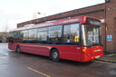 7029 SP10CWV 'Robbie' - 30-12-17 - Walsall Bus Garage