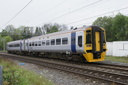 158833 (52833 + 57833) - 24-4-11 - Bushbury Junction
