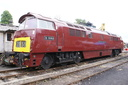 D1062 Western Courier - 21-5-11 - Bridgnorth