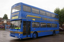2957 D957NDA - 30-5-11 - Aston Manor Road Transport Museum (1)