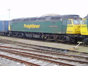 57003 Freightliner Evolution - 1-6-04 - Didcot Parkway