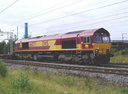66077 Benjamin Gimbert GC- 28-8-04 - Bushbury Junction