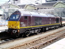67005 Queen\'s Messenger - 21-8-04 - Birmingham New Street