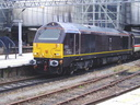 67005 Queen\'s Messenger - 21-8-04 - Birmingham New Street a