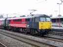 87030 Black Douglas - 30-8-04 - Stafford