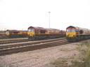 66082 + 66186 + 66057 - 26-10-04 - Toton TMD