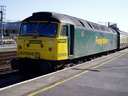57005 Freightliner Excellence - 9-4-05 - Salisbury a