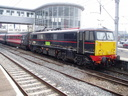 87019 ACoRP Association of Community Rail Partnership - 22-4-05 - Wolverhampton (2)