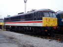 86213 Lancashire Witch - 11-9-05 - Crewe Works