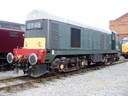 D8154 - 11-9-05 - Crewe Works a