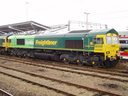 66522 East London Express - 1-10-05 - Rugby