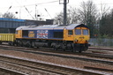 66705 Goldon Jubilee - 15-3-07 - Peterborough