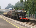 6024 King Edward I - 9-6-07 - Dorridge (1)
