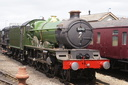 5043 Earl of Mount Edgcumbe - 28-6-08 - Tyseley Museum