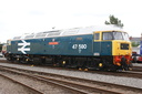 47580 County of Essex - 28-6-08 -  Tyseley TMD (3)
