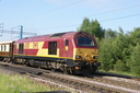 67017 Arrow - 7-6-08 - Bushbury Junction