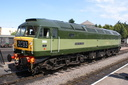 D1661 North Star -14-6-08 - Minehead