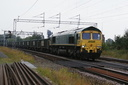 66612 Forth Raider - 25-7-08 - Bushbury Junction (1)