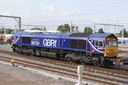66724 Drax Power Station - 23-9-08 - Rugby