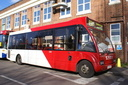 288 S288AOX - 29-3-09 - Perry Barr Bus Garage