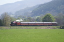 6100 Royal Scot - 19-4-09 - Carrog (2)