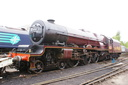 6201 Princess Elizabeth - 16-5-09 - The Railway Age, Crewe