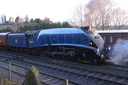 60007 Sir Nigel Gresley - 14-3-09 - Brignorth