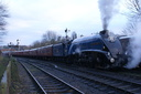 60007 Sir Nigel Gresley - 14-3-09 - Brignorth (3)