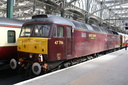 47786 Roy Castle OBE - 11-7-09 - Glasgow Central