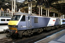 90015 Colchester Castle - 8-4-09 - London Liverpool Street