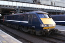 91116 Strathclyde - 8-4-09 - London Kings Cross