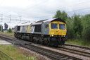66305 - 18-6-09 - Bushbury Junction a