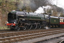 71000 Duke of Gloucester - 7-3-09 - Bewdley