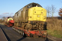 37896 + 37684 - A441 about a mile off Jct 2 M42 (1)