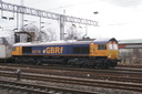 66716 Locomotive and Carriage Institution - Centenary 1911 - 2011 - 7-3-12 - Stafford