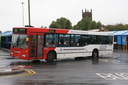 1658 T658FOB - 20-9-11 - Dudley Bus Station