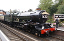 6024 King Edward I - 24-9-11 - Bewdley (1)