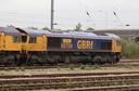66704 Colchester Power Signalbox - 20-5-12 - Peterborough