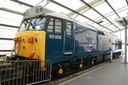 50008 Thunderer - 2-6-12 - National Railway Museum, York