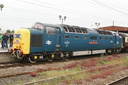 55022 D9000 Royal Scots Grey - 2-6-12 - York