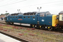 D9000 55022 Royal Scots Grey - 2-6-12 - York