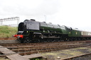 46233 Duchess of Sutherland - 23-6-12 - Tyseley Museum (3)