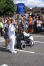 The Olympic Torch - 30-6-12 - Middle Cross Street, Wolverhampton (2)
